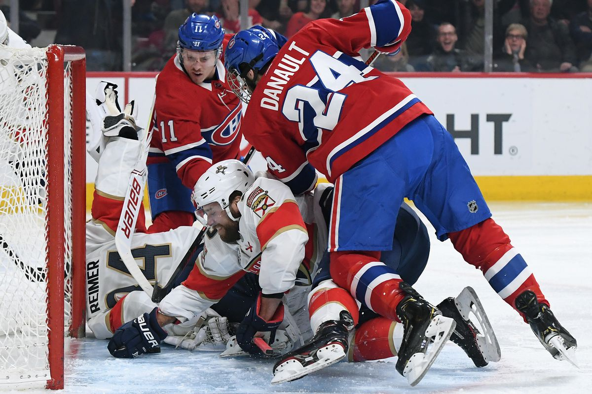 Canadiens vs. Panthers: Game thread, rosters, lines, and how to watch