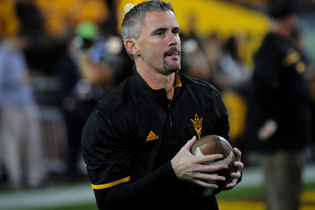Memphis Hires Arizona State Offensive Coordinator Mike Norvell As