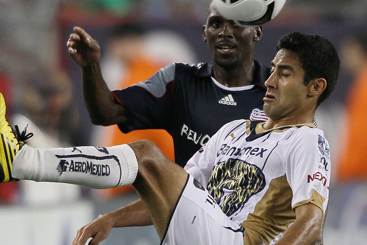 SuperLiga 2010 - New England Revolution v Pumas UNAM