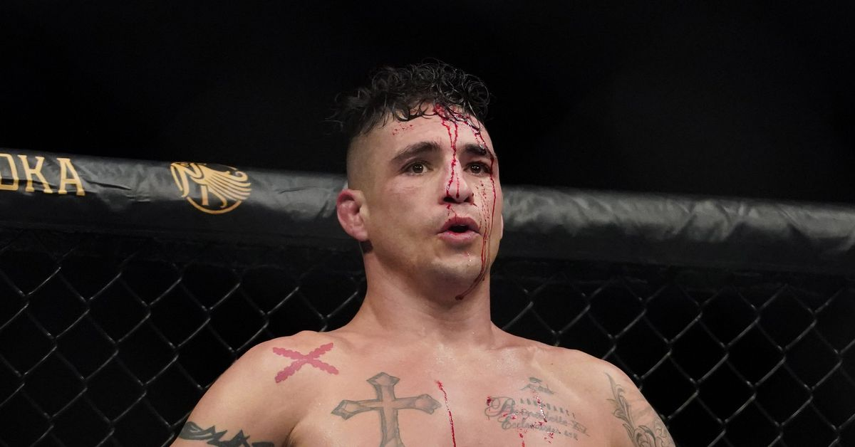 Diego Sanchez says he's enrolling in Professional Athletes Brain Health Study