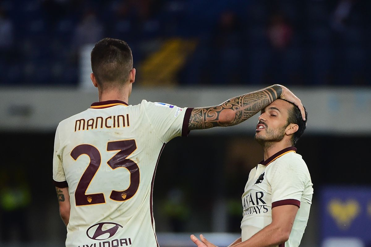 Hellas Verona FC v AS Roma - Serie A