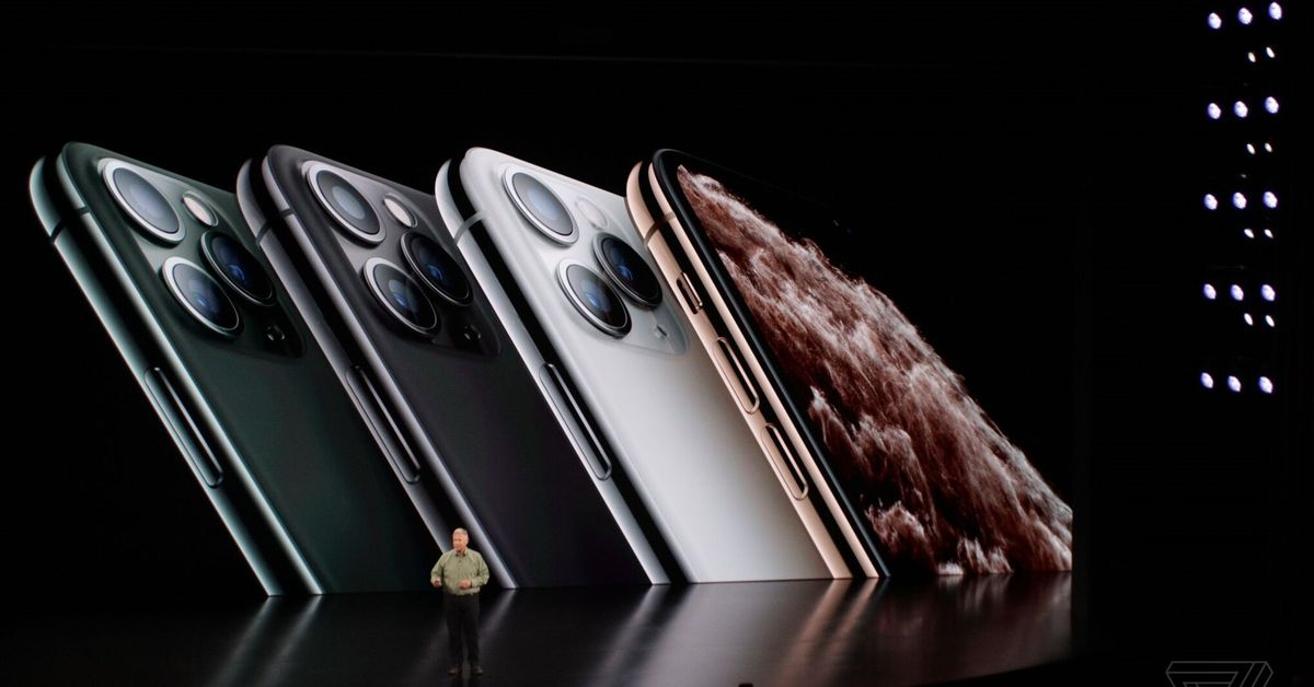 iPhone Pro and Pro Max: Apple announces new flagship phones