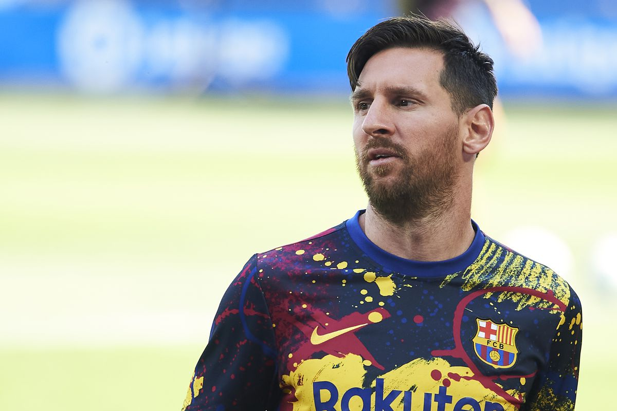 The Real Obstacle To Lionel Messi Joining Manchester City Bitter And Blue