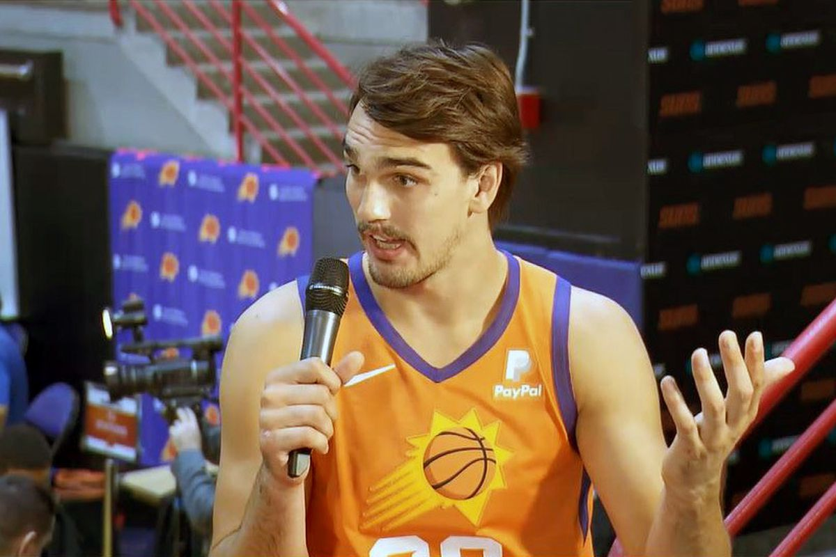 New forward Dario Saric believes Phoenix Suns have great potential