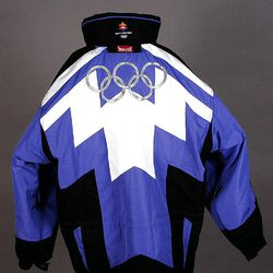 The USHS has a great collection of thousands of items from the 2002 Olympics, clothes, photos and medals.