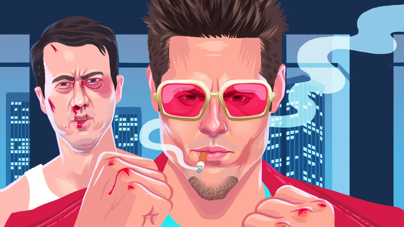 The First Rule of Making 'Fight Club': Talk About 'Fight Club'