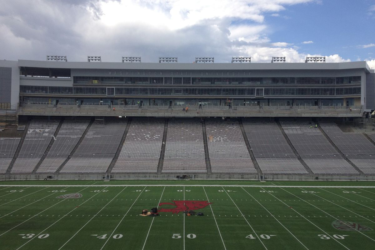 The Cougar Football Project is coming together nicely.