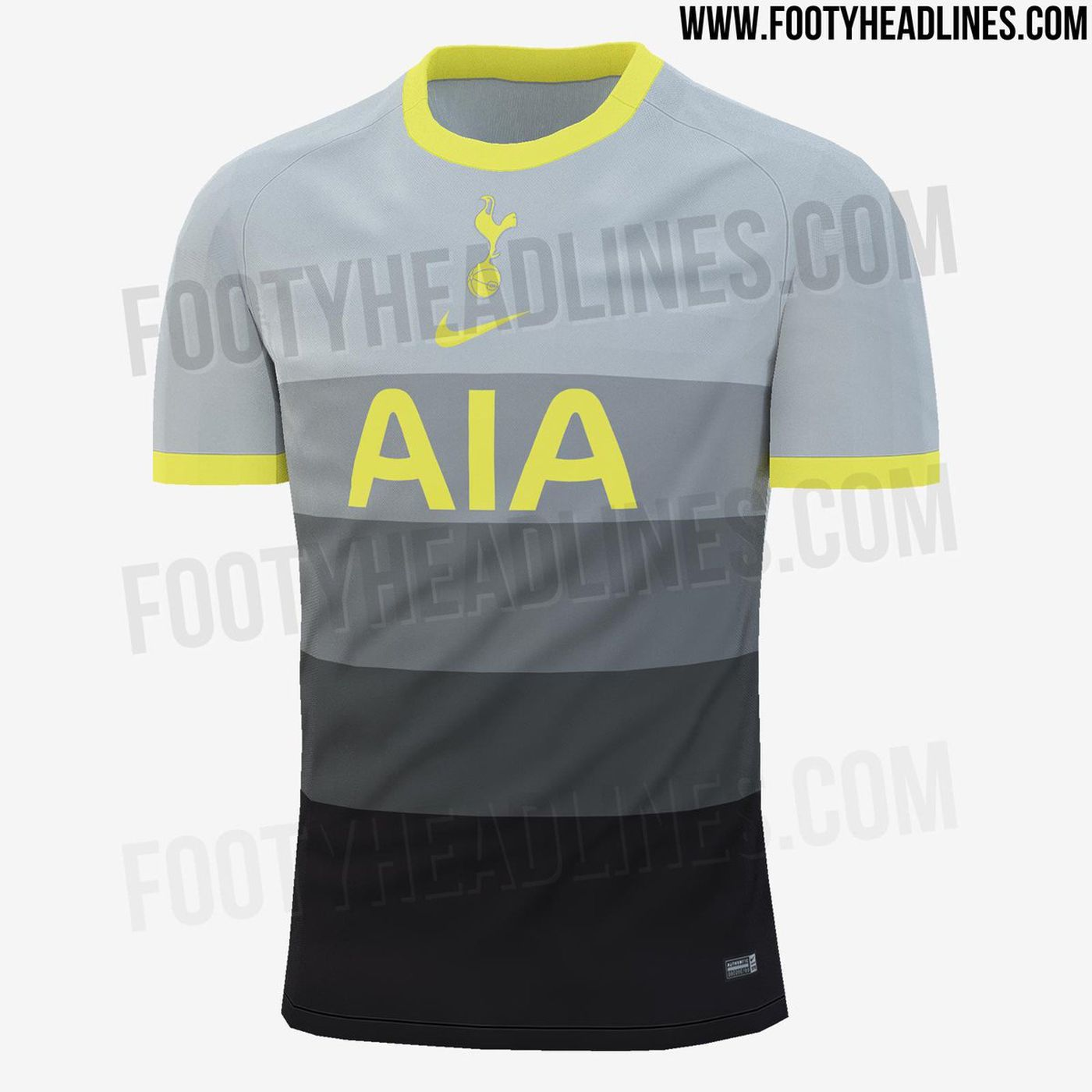 Tottenham Apparently Have A Fourth Kit In 2020 21 And It Has Been Leaked Cartilage Free Captain
