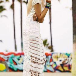 "Farah Dress, <a href=""http://www.nicdelmar.com/lovers-and-friends-farah-dress.html""> Lovers + Friends</a>, $314"