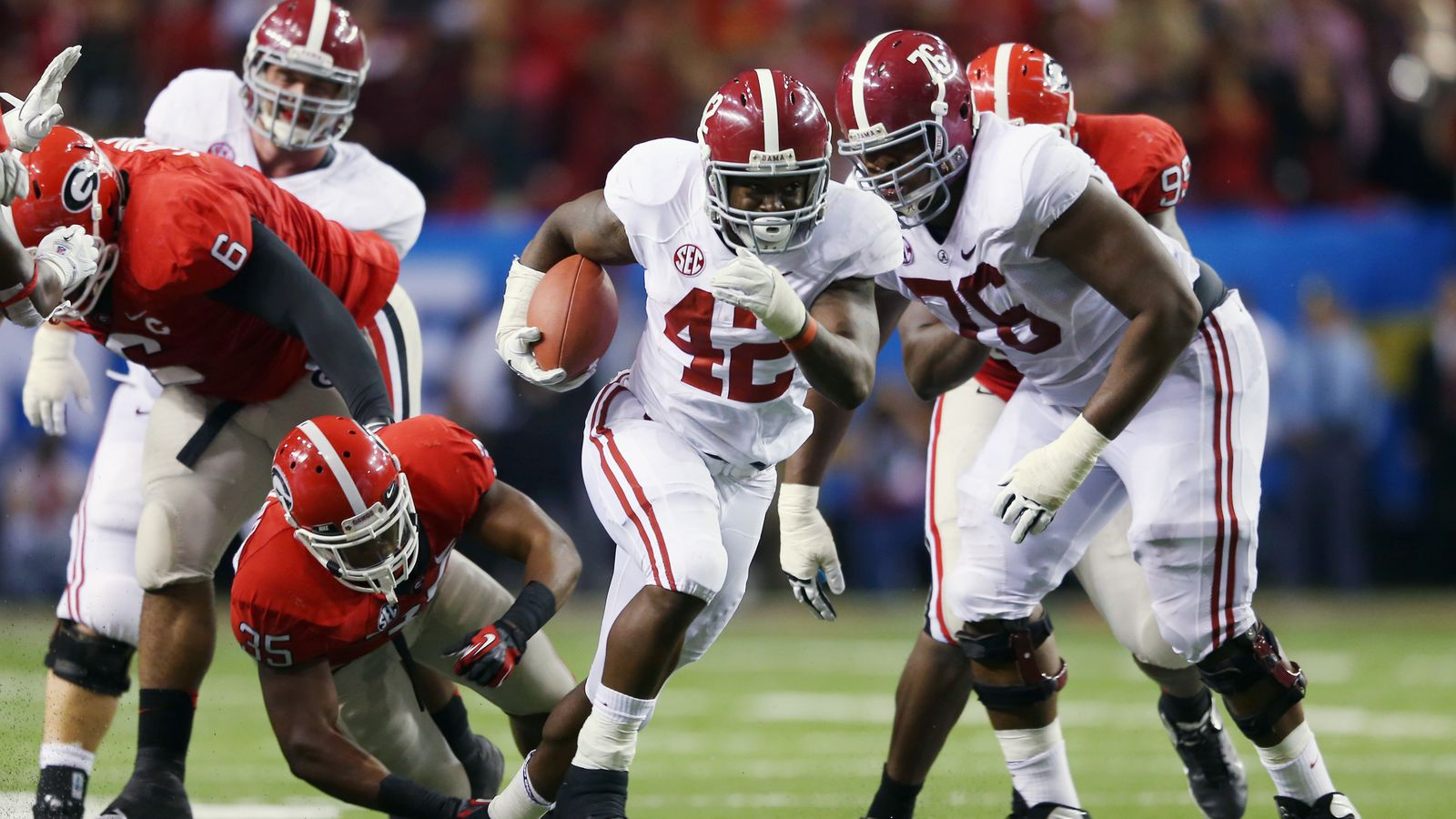Armchair Quarterback: SEC Championship Game Edition - Roll ...