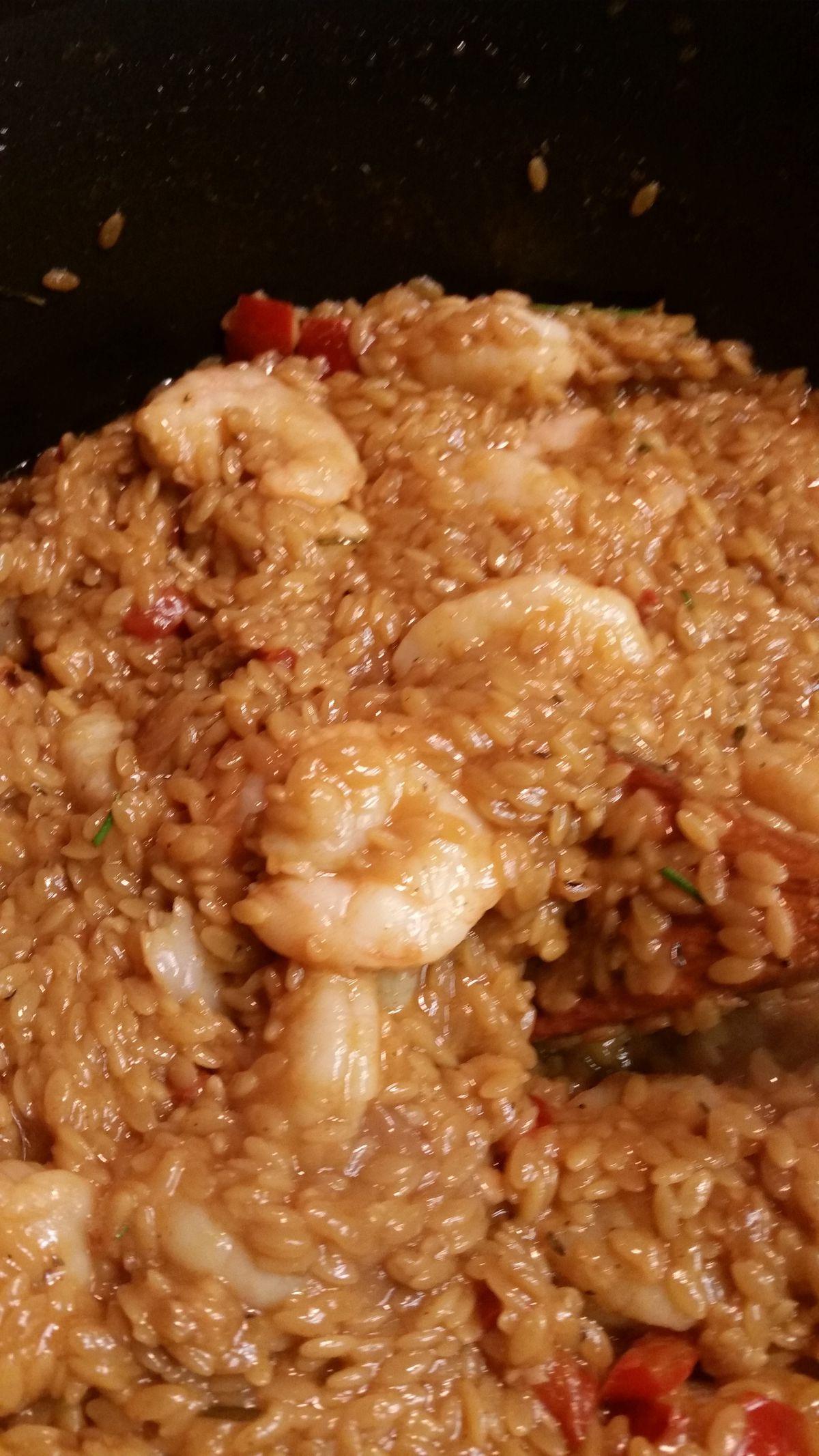 BBQ Shrimp Pastalaya