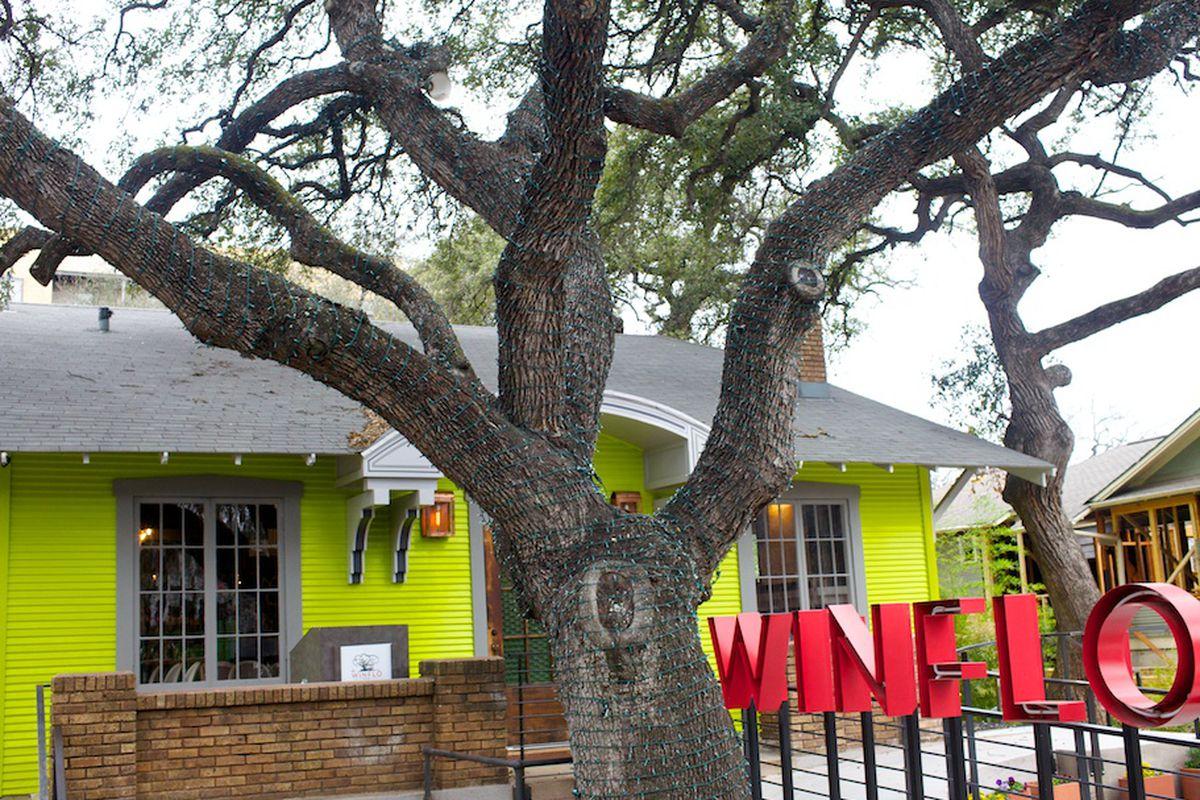 Winflo Osteria in Austin.