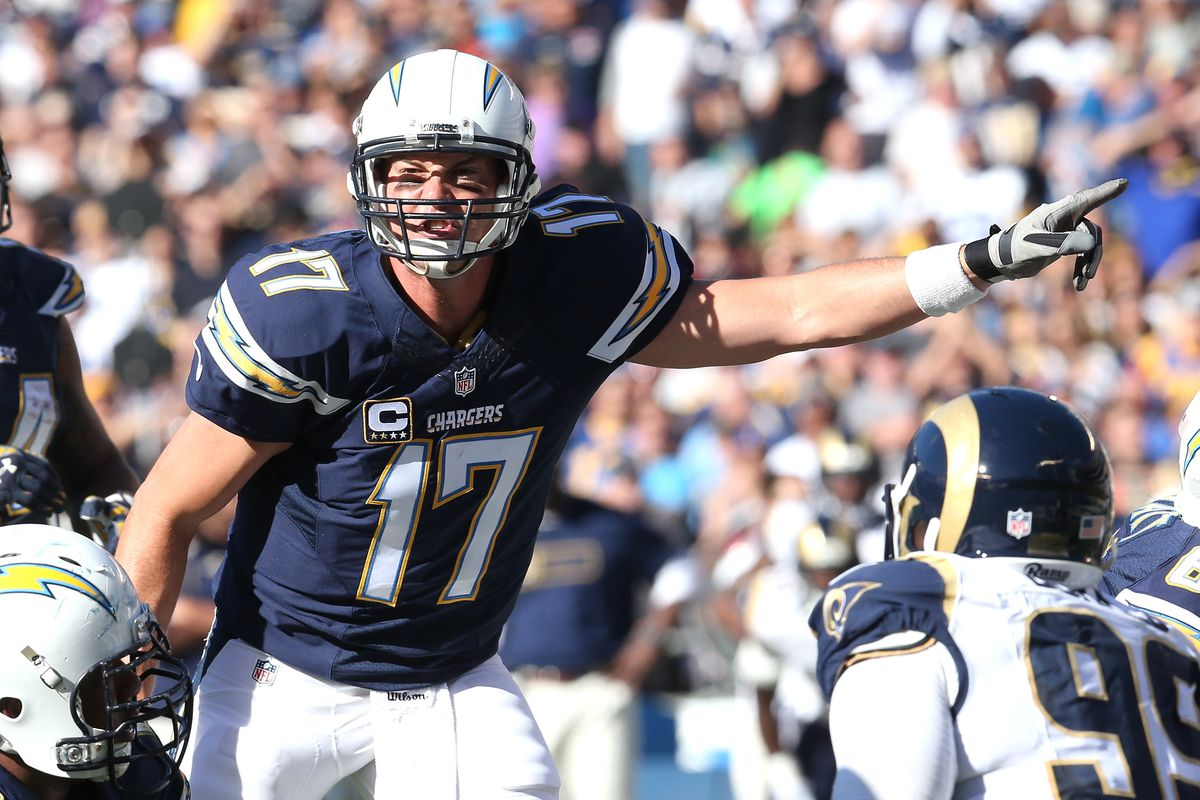 St Louis Rams v San Diego Chargers