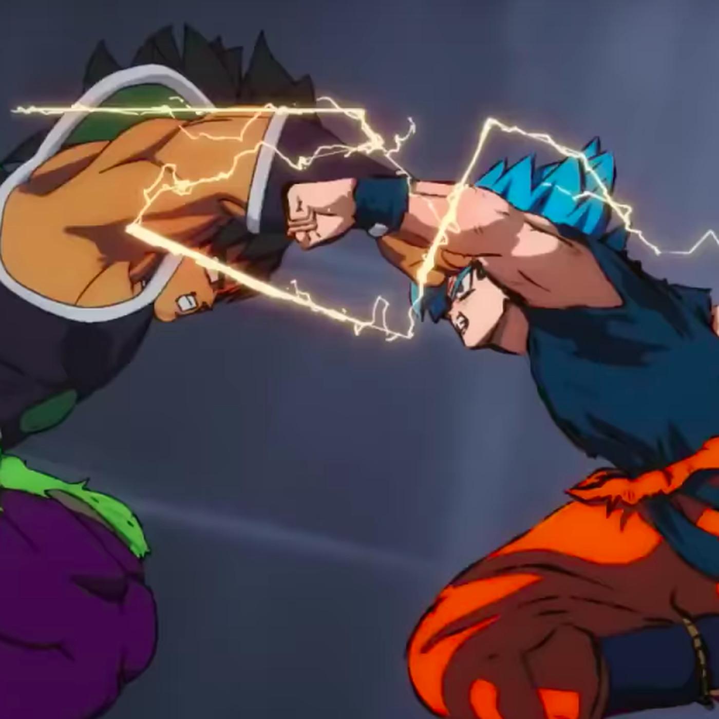Dragon Ball Super Broly Sdcc 2018 Trailer Shows Legendary Saiyan