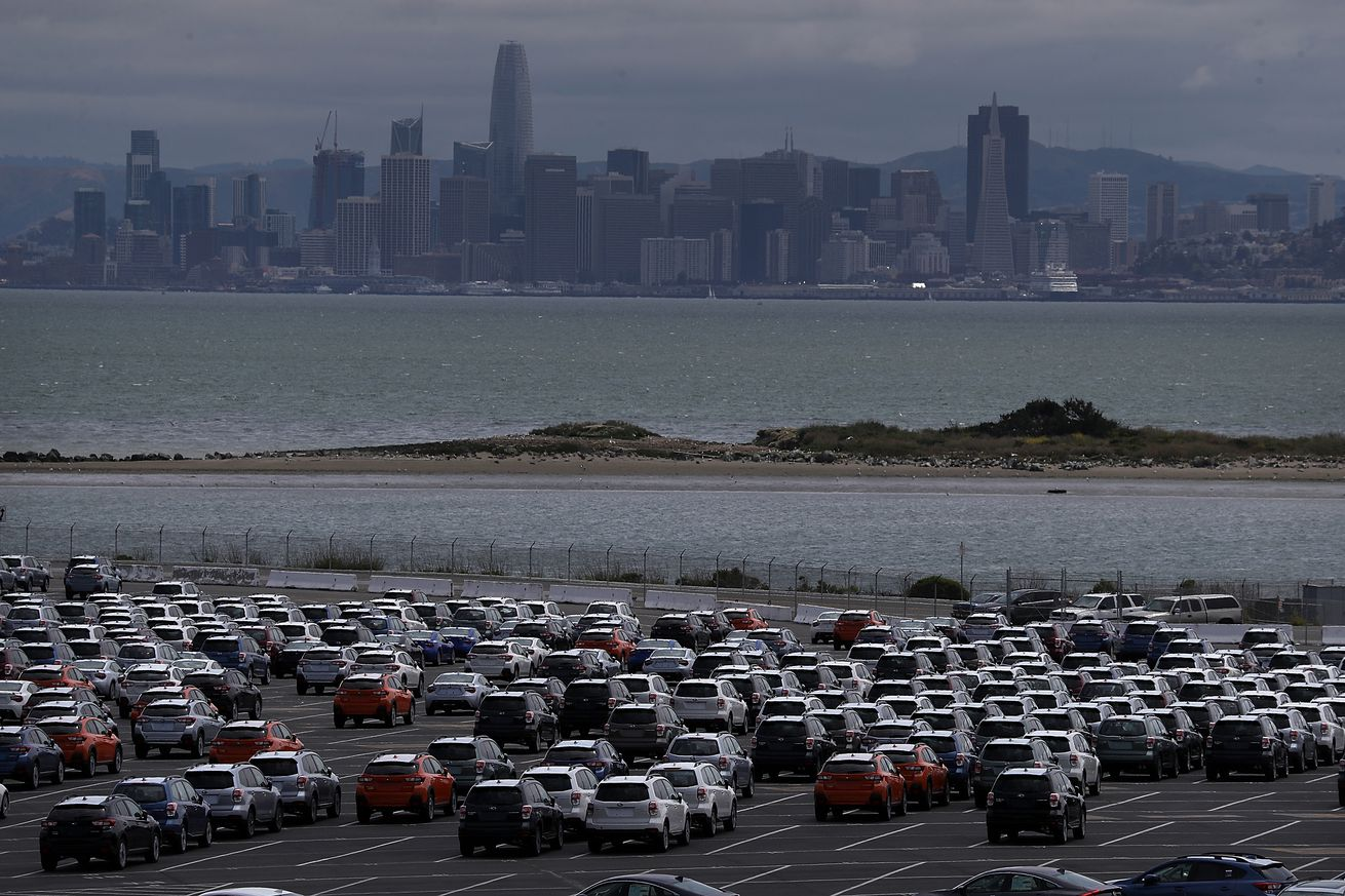 trump administration moves to make new cars dirtier by arguing they ll be safer