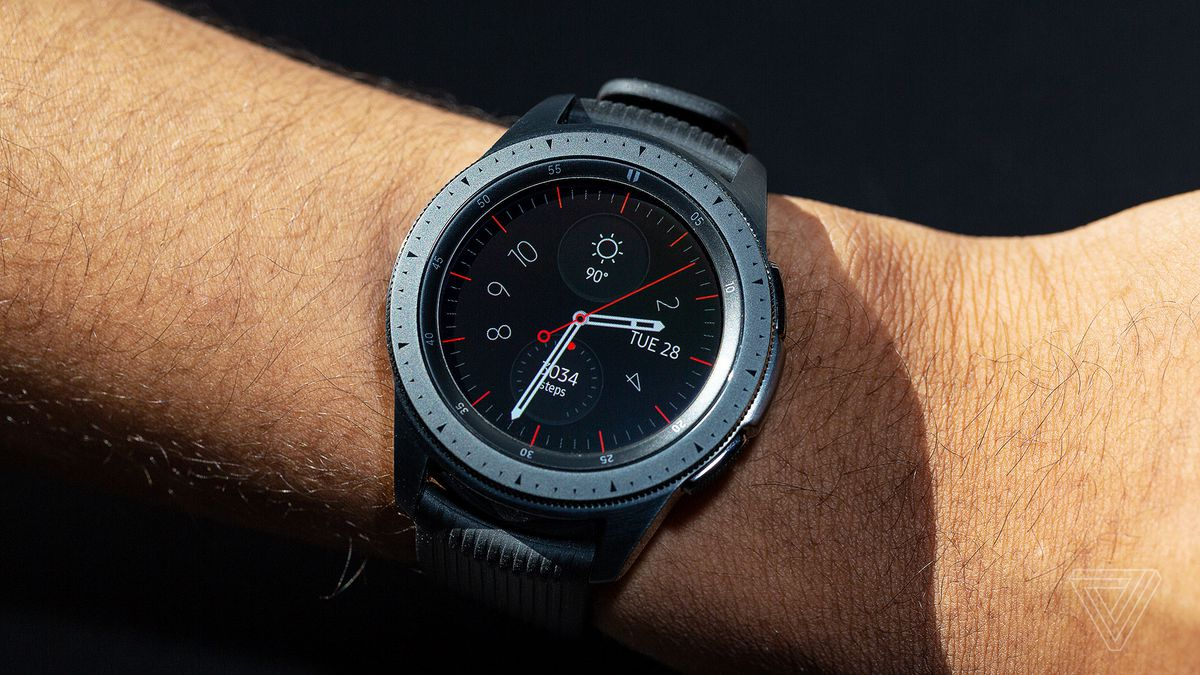 c7827d42b Samsung Galaxy Watch review: iteration over innovation - The Verge