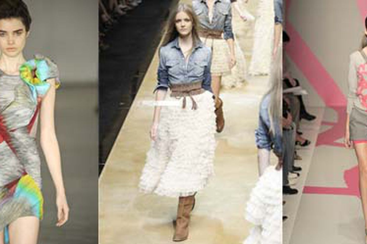 """We could probably stand, and would probably wear,  reinterpretations of these looks. Images via <a href=""""http://www.latimes.com/features/image/la-ig-diary18-2009oct18-pg,0,4410536.photogallery"""">LA Times</a>"""
