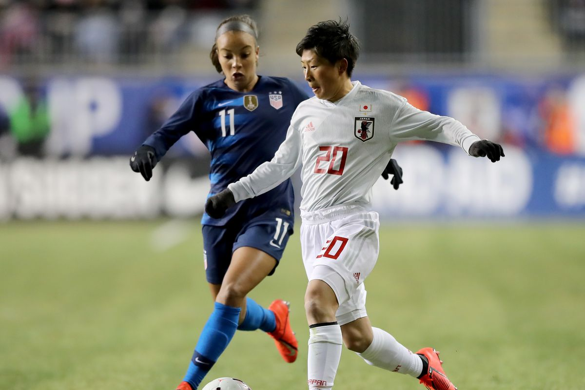2019 SheBelieves Cup - United States v Japan