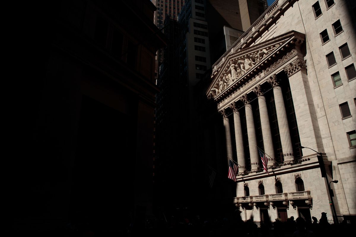 Dow Jones Industrial Average Closes 55 Points Lower
