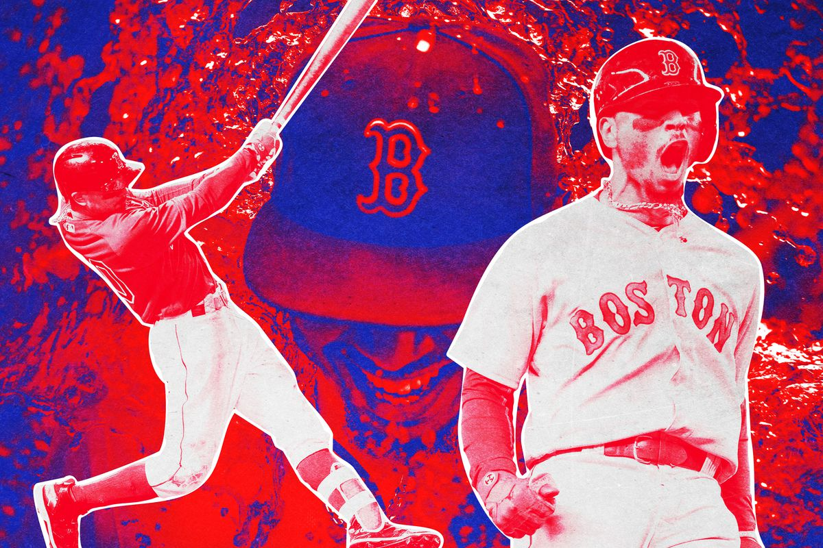 If Mike Trout Didnt Exist Mookie Betts Would Be The Best