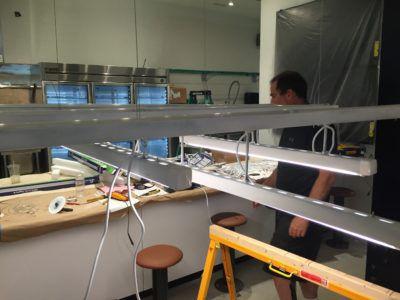 CloverFIN construction