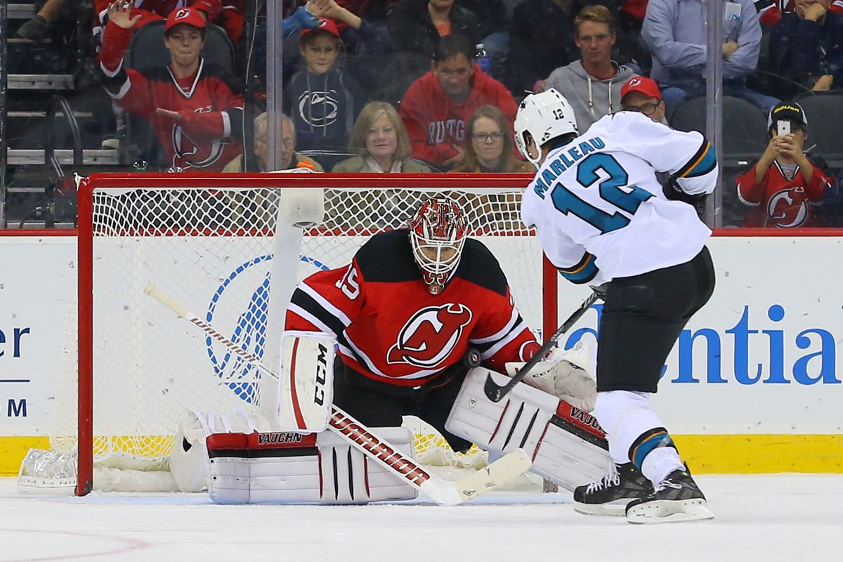 No Schneider this time.  Marleau will be there.  Hopefully, he doesn't get another penalty shot.