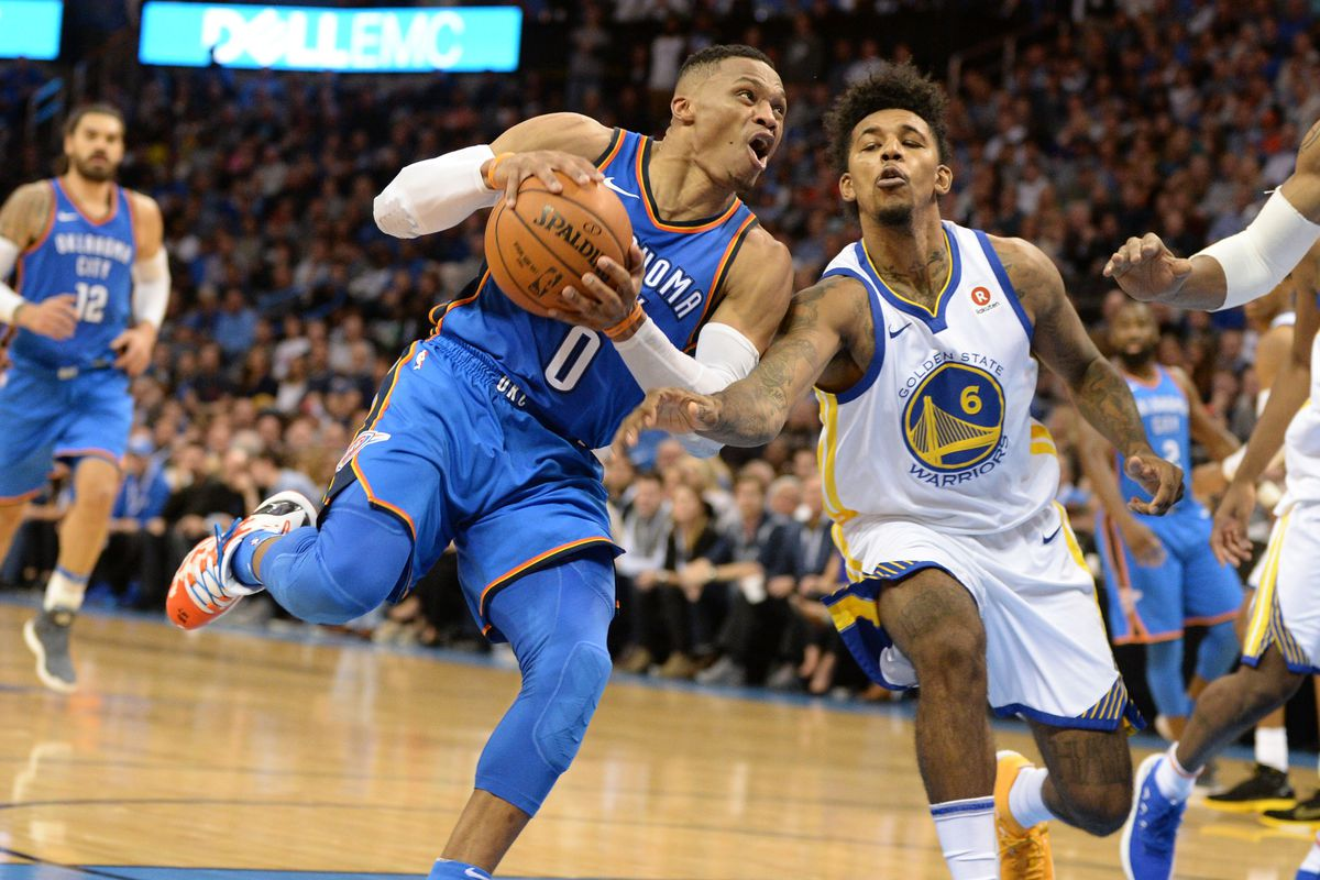 Would You Like Russell Westbrook If He Was On Your Team Golden State Of Mind