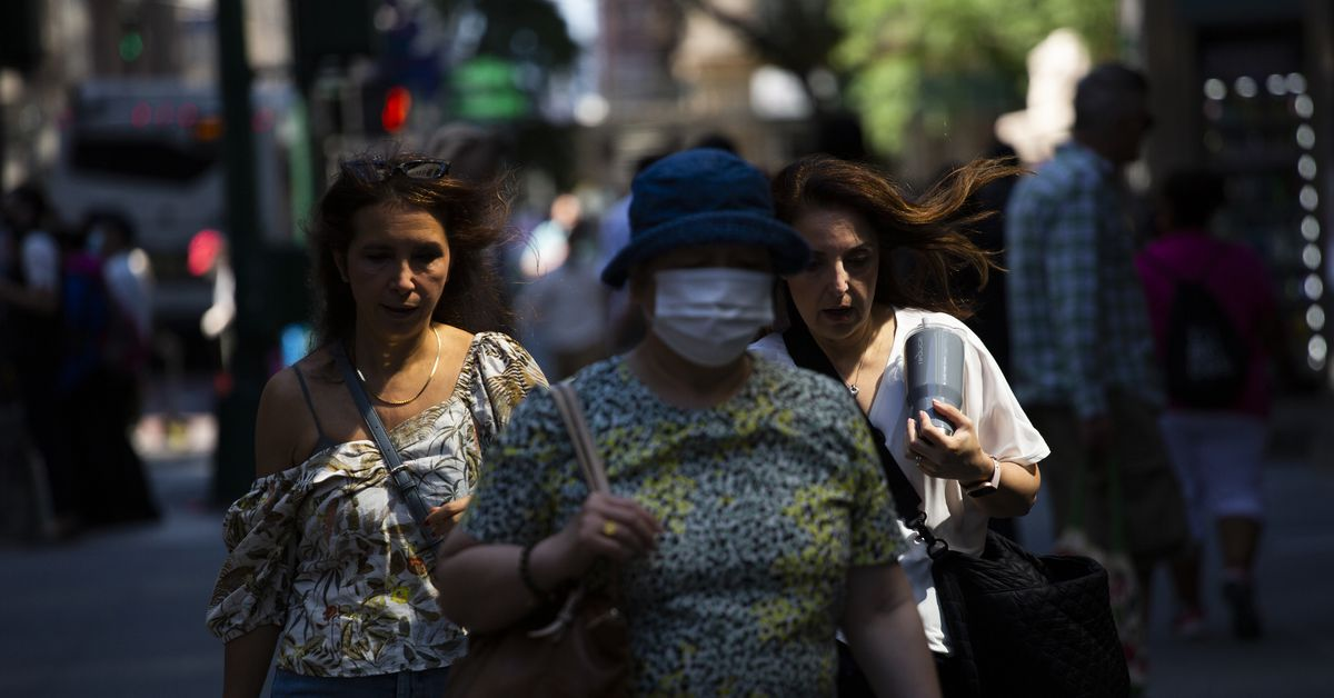 The slow transitions of a lingering pandemic