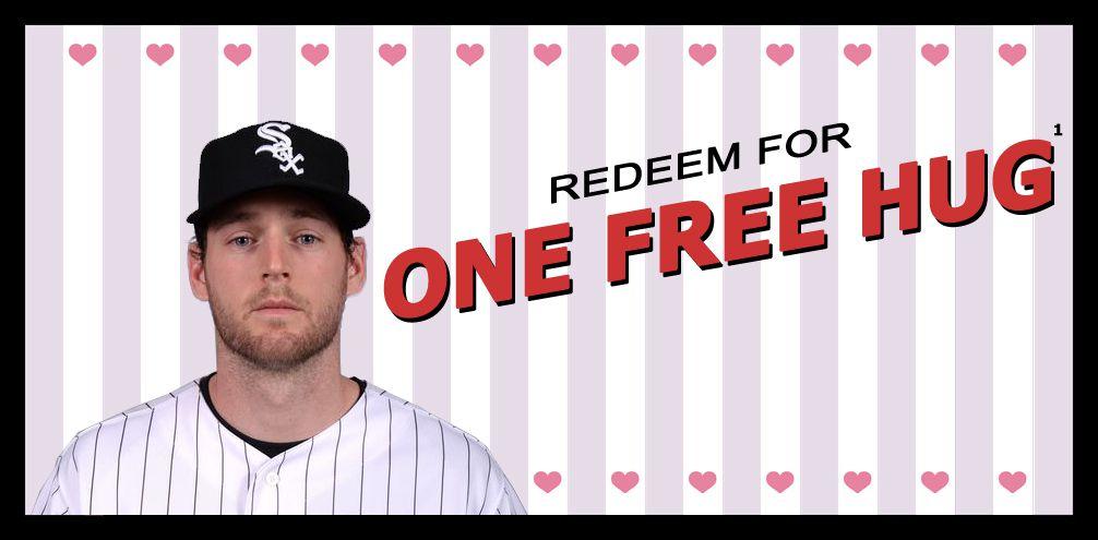 Conor Valentine's Day Card One Hug 1