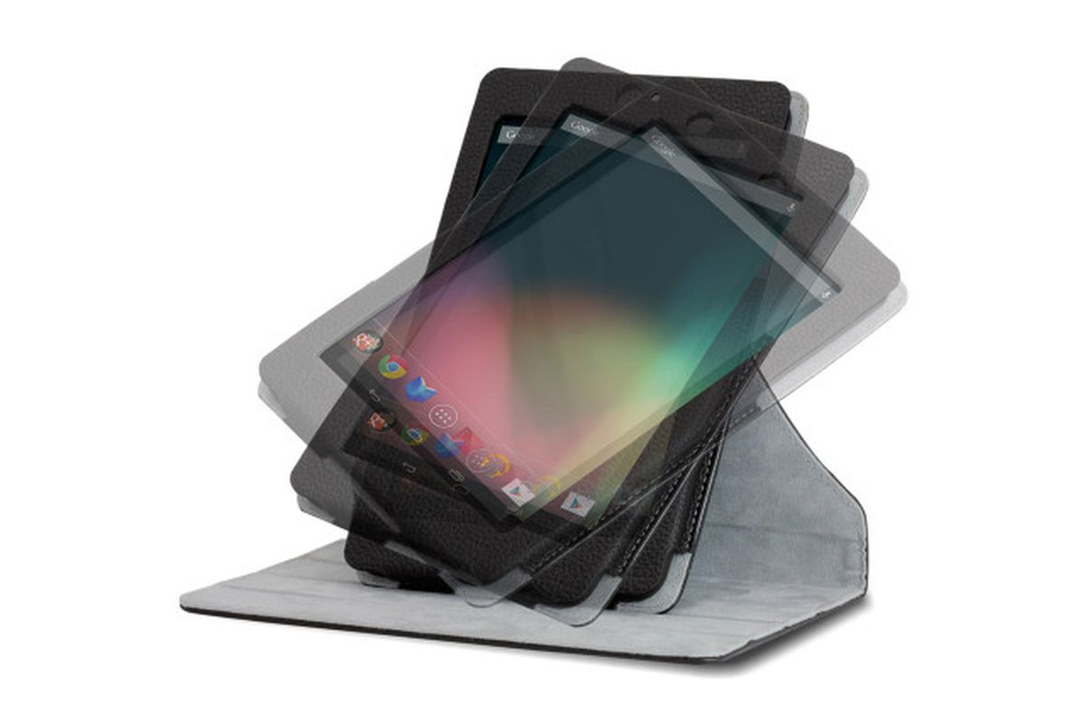 Nexus 7 Rotating Stand - Mobile Fun