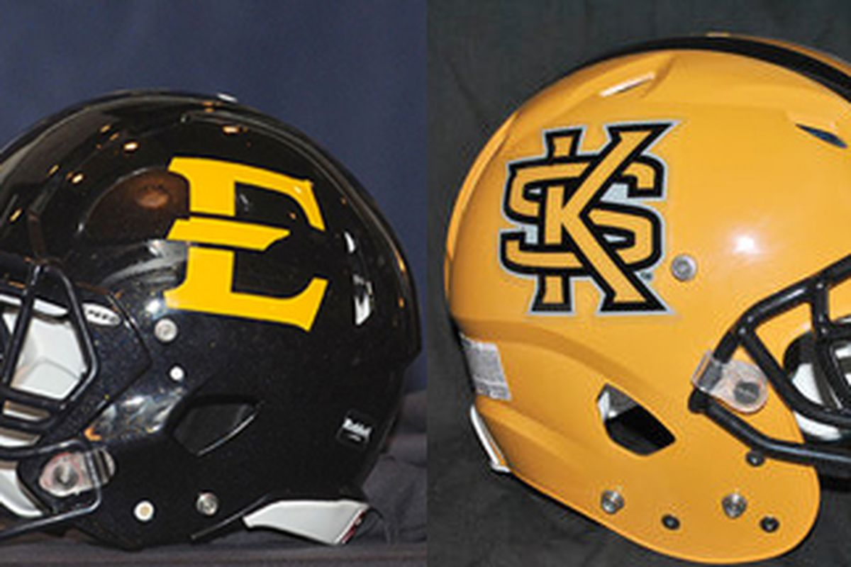 kennesaw state owls vs east tennessee state bucanneers - double
