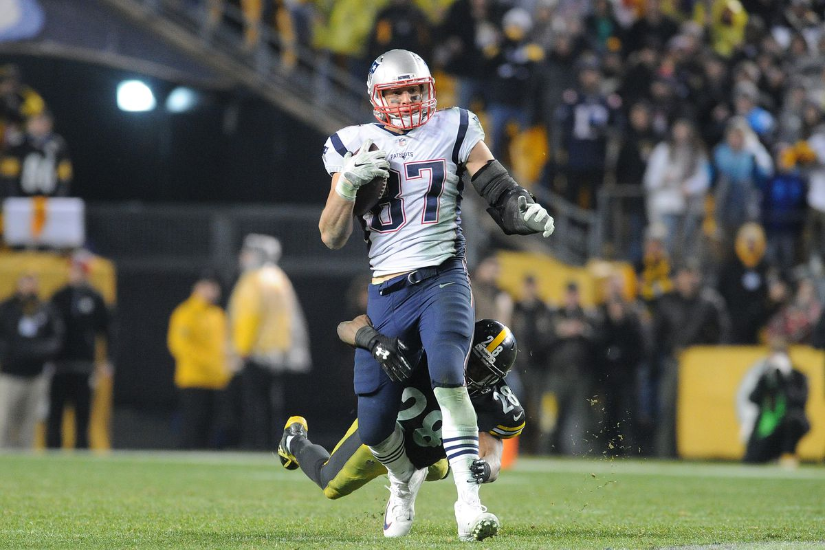 NFL: New England Patriots at Pittsburgh Steelers
