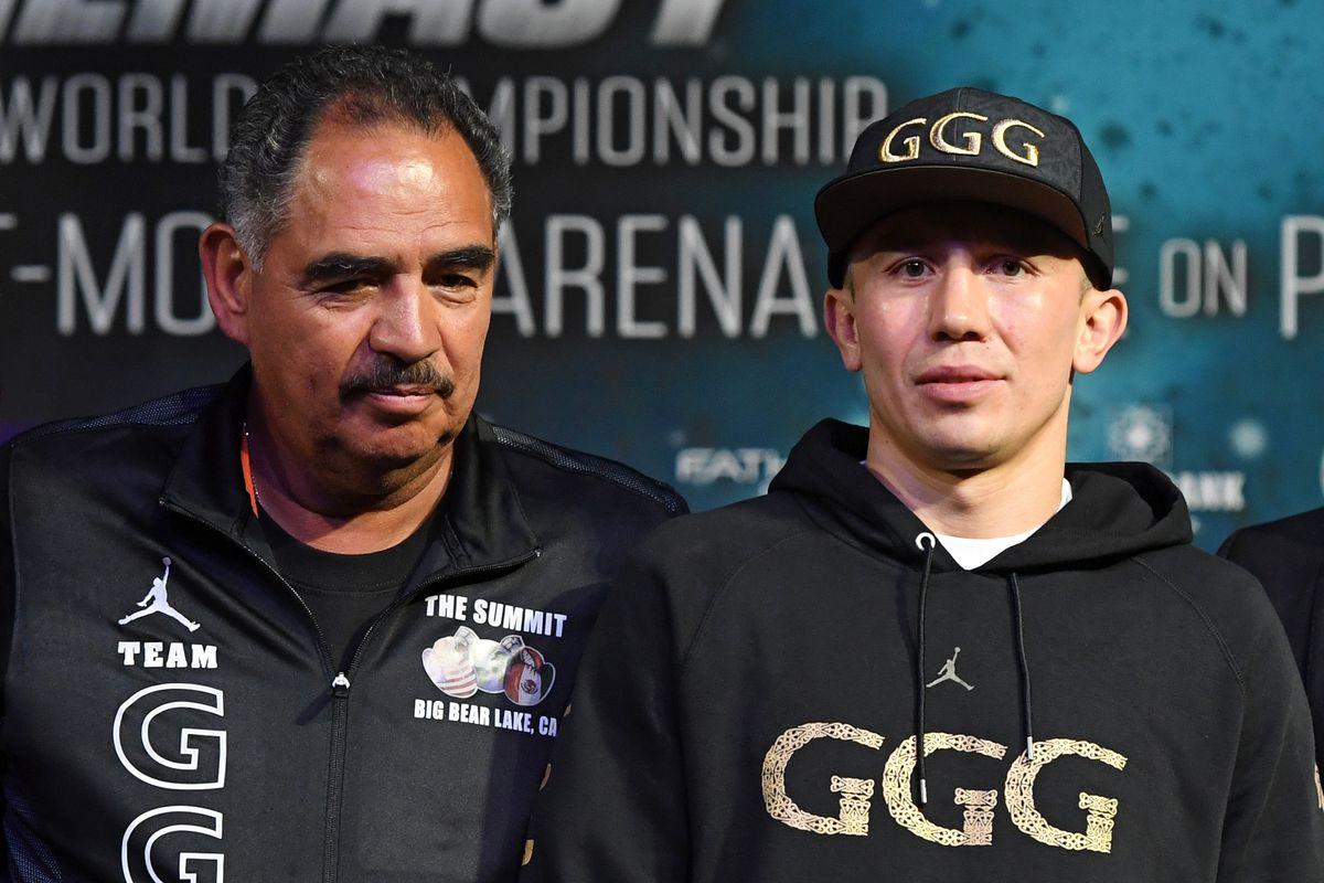 Gennady Golovkin has parted ways with trainer Abel Sanchez