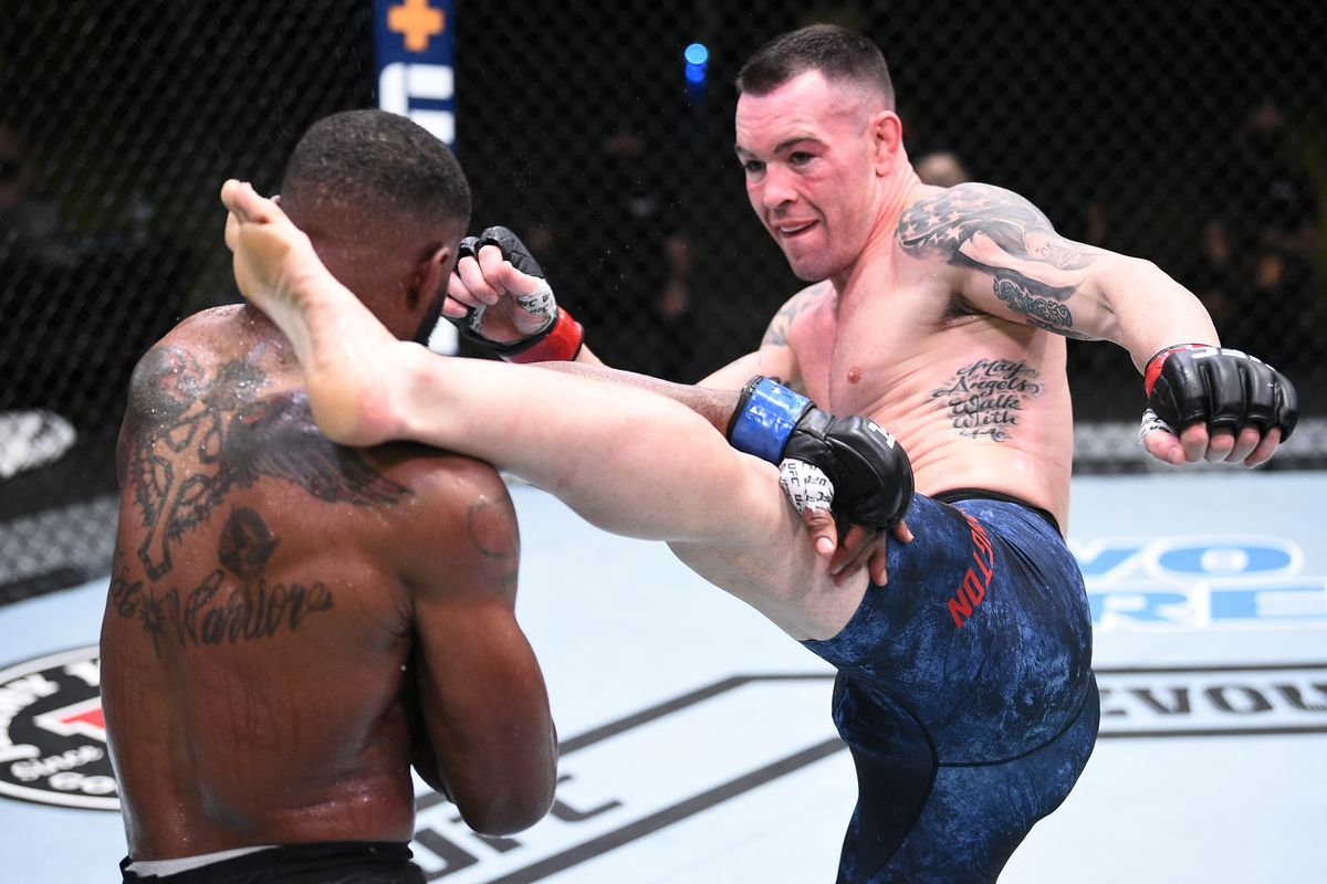 Colby Covington dominates Tyron Woodley, calls out Kamaru Usman and Jorge Masvidal following win - MMA Fighting