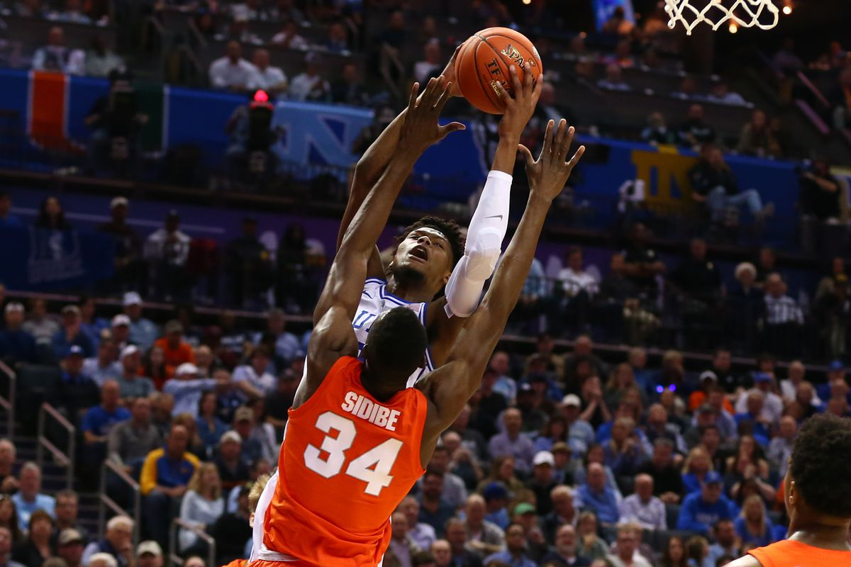 NCAA Basketball: ACC Conference Tournament-Duke vs Syracuse