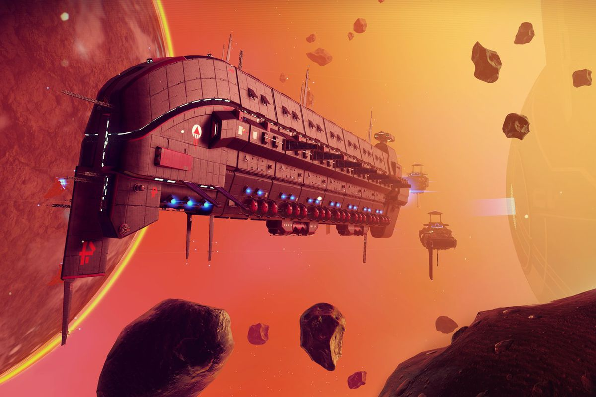 'No Man's Sky' coming to Xbox One alongside a major new update