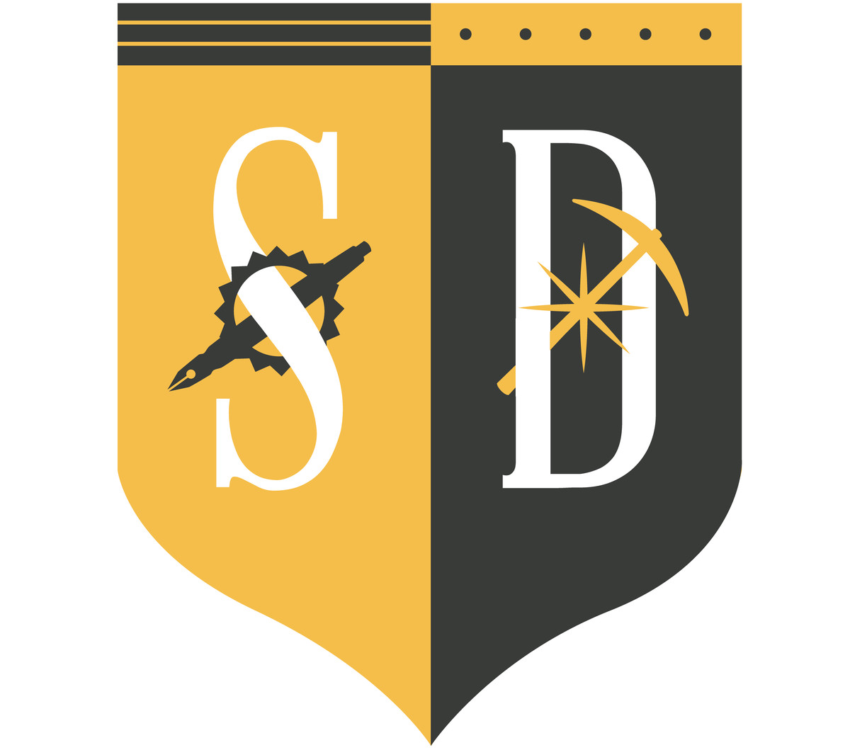 Sunfield & Deatic crest