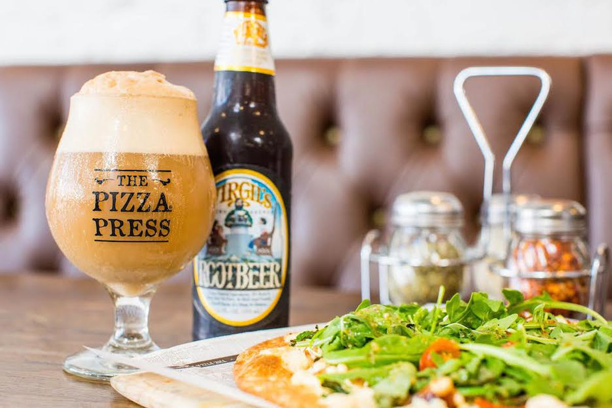 Anaheim-based fast-casual concept, The Pizza Press, just landed at The  Shoppes at Carlsbad. Here you can expect a roaring twenties vibe and  customizable ...