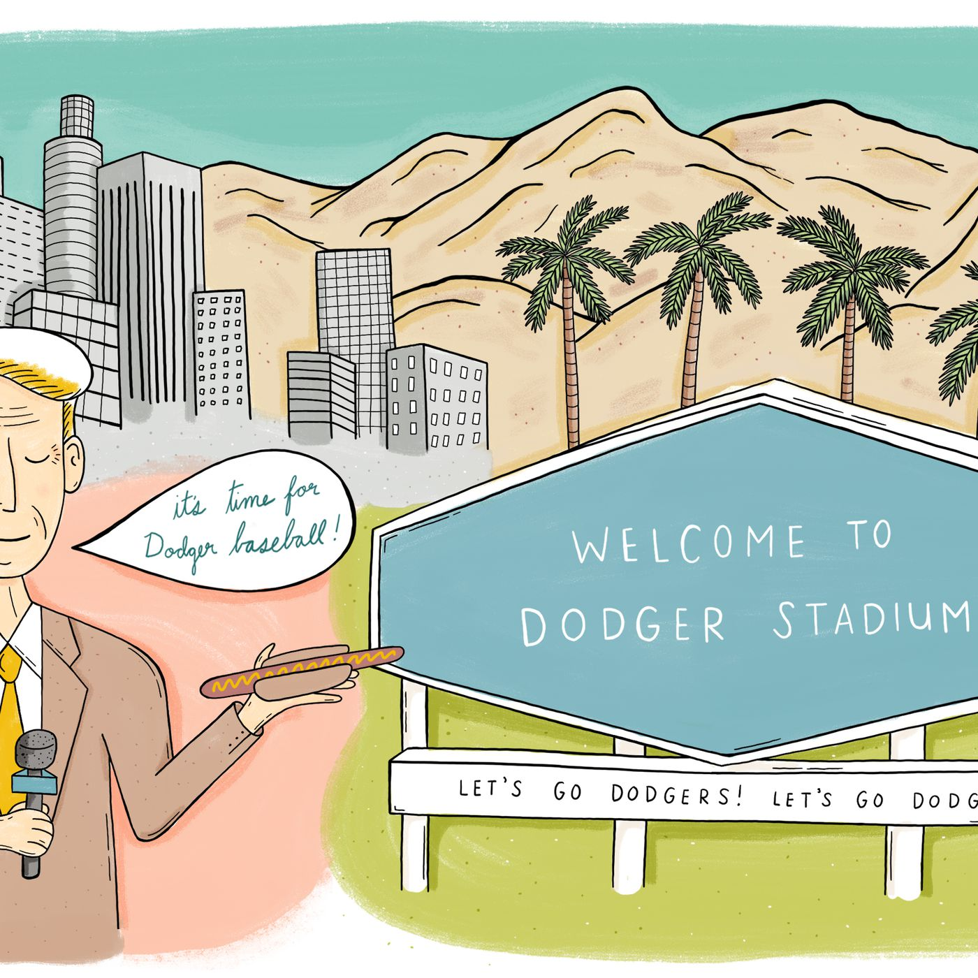 Dodger Stadium: Tips for seating, food, parking - Curbed LA