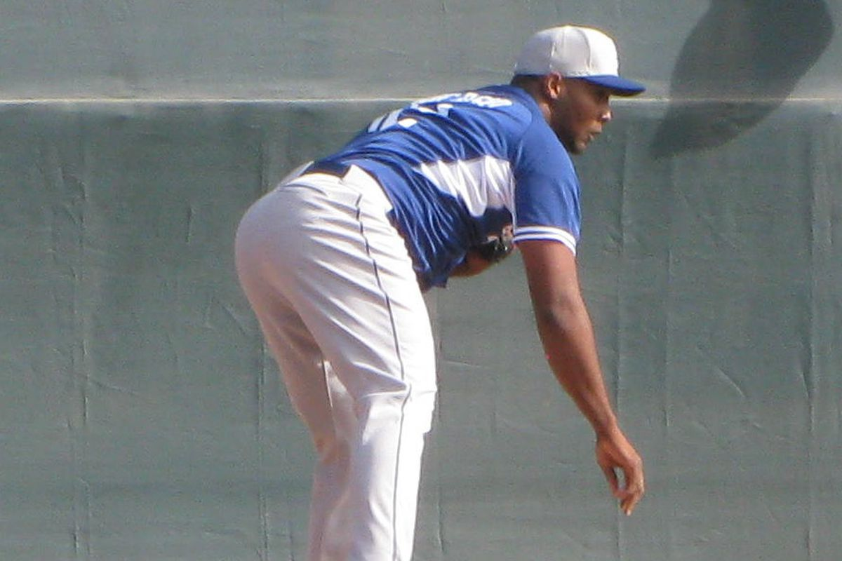 Juan Nicasio is among six scheduled pitchers for the Dodgers on Wednesday.