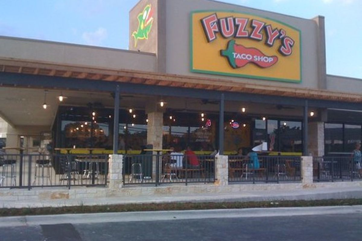 Fuzzy's Taco Shop in Lakewood