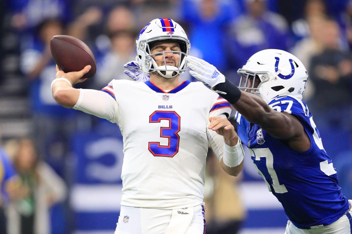Buffalo Bills v Indianapolis Colts