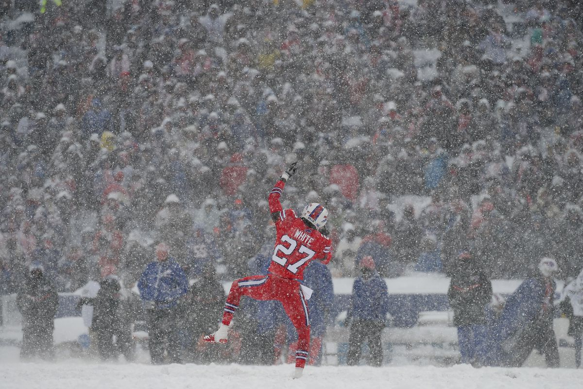 Buffalo Bills Keep Playoff Hopes Alive With Wild Snowy Win Over Indianapolis Colts Buffalo Rumblings