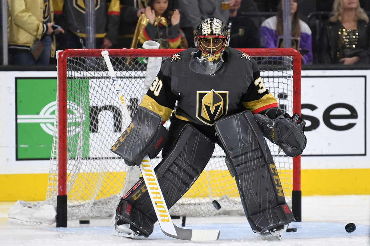 Vegas Golden Knights Goalie Malcolm Subban Files For Arbitration