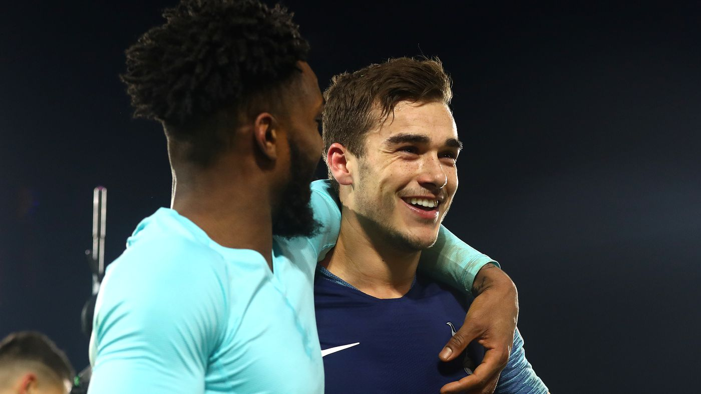 Harry Winks is one of Tottenham's most valuable players - Cartilage