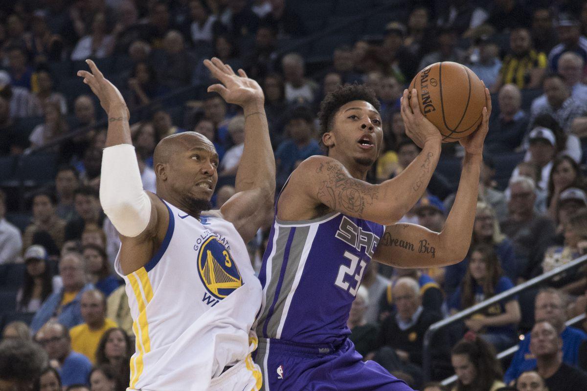 NBA: Preseason-Sacramento Kings at Golden State Warriors