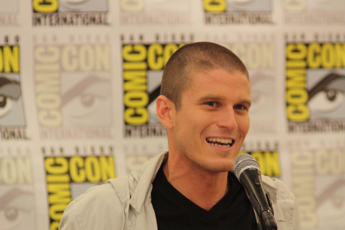 Kevin Pereira at Comic-Con International
