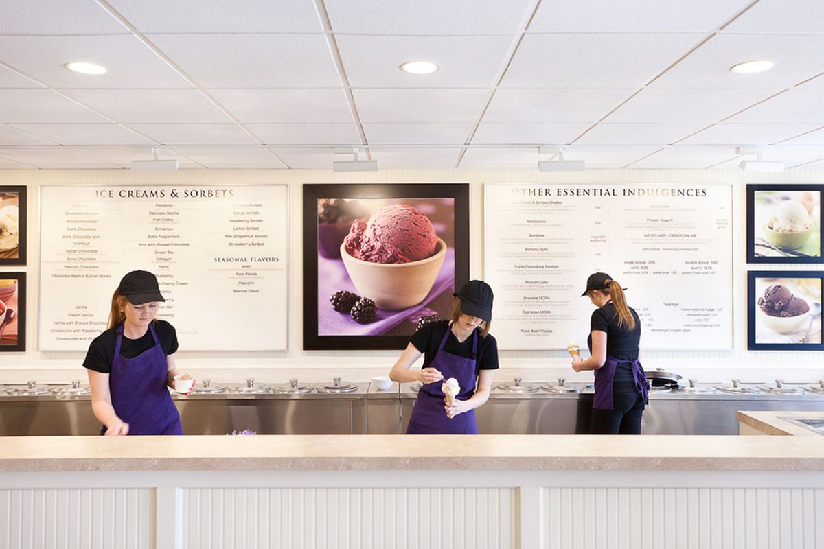 Cream Departs But Mora Ice Creamery Takes Over At Downtown Summerlin
