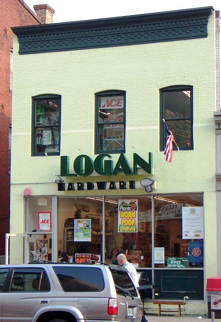 Logan Hardware store