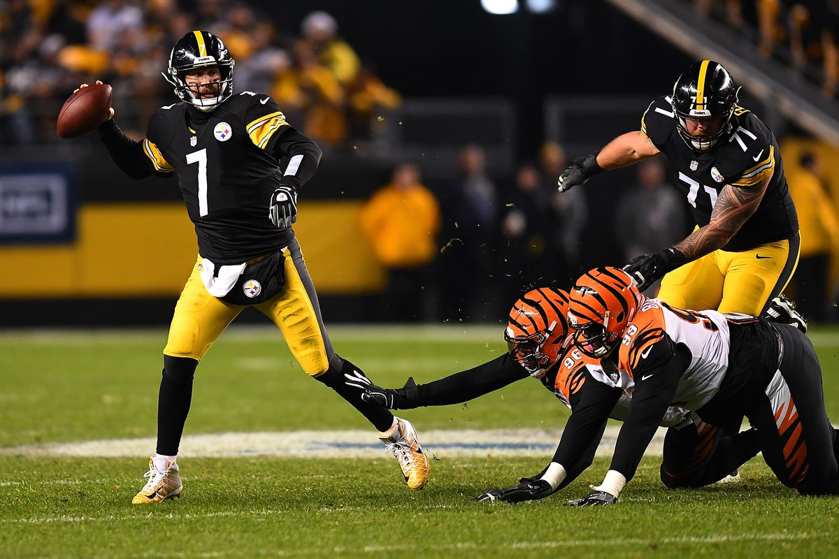 c35ce3370ec Adjustments and and change might be the theme of the 2019 Steelers ...